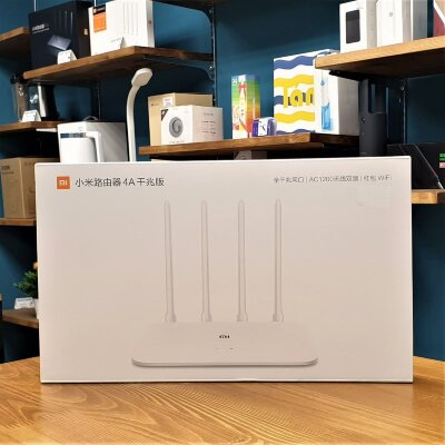 Роутер Xiaomi (Mi) Wi-Fi 4A Giga Version White (R4A)