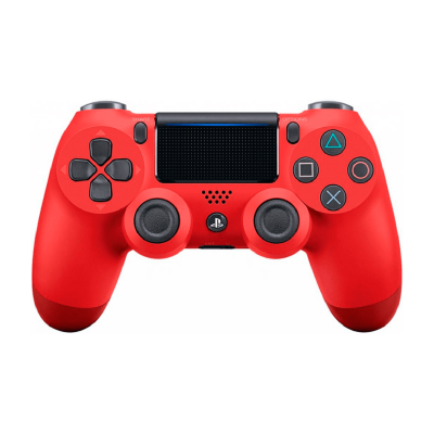 Геймпад для Sony PS4 Dualshock 4 Red V2 (CUH-ZCT2E)