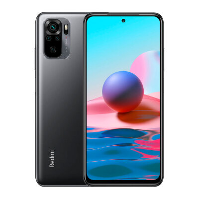 Смартфон Xiaomi Redmi Note 10 4/64Gb Onyx Gray