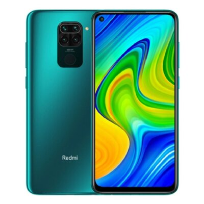 Смартфон Xiaomi Redmi Note 9 4/128Gb Forest Green (NFC)
