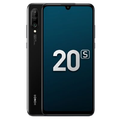 Смартфон Honor 20S 6/128Gb Black (MAR-LX1H)