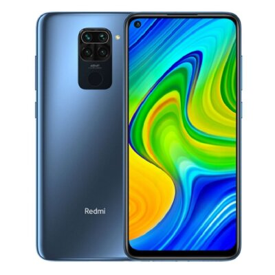 Смартфон Xiaomi Redmi Note 9 4/128Gb Midnight Grey (NFC)