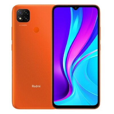 Смартфон Xiaomi Redmi 9C NFC 2/32 Sunrise Orange