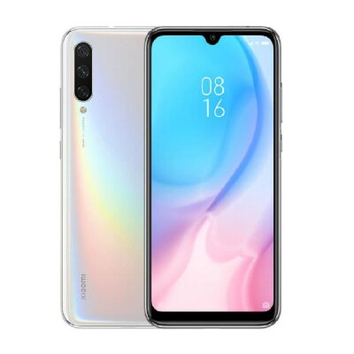 Смартфон Xiaomi Mi A3 4/128GB Android One White