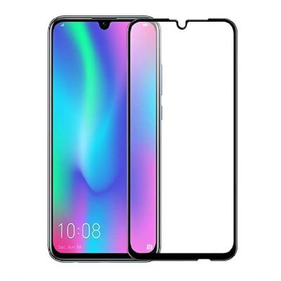 Защитное стекло для Huawei Honor 10i/10 Lite/10 Lite Premium/Huawei P Smart (2019) Full Glue Черное