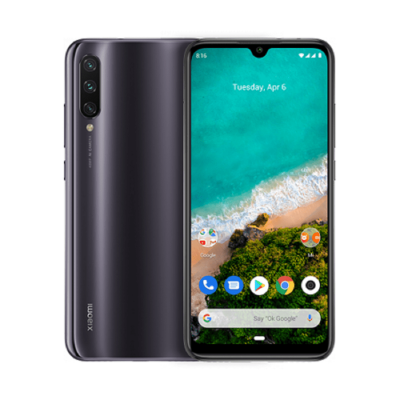Смартфон Xiaomi Mi A3 4/64GB Android One Gray