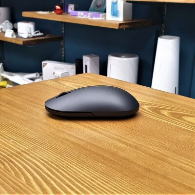Мышь Xiaomi Mijia Wireless Mouse 2 Black (XMWS002TM)