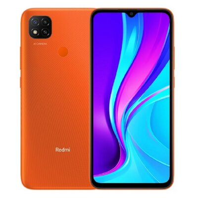 Смартфон Xiaomi Redmi 9C NFC 3/64 Orange