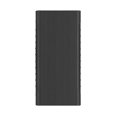 Чехол для Xiaomi Power Bank 3 20000 mAh Black